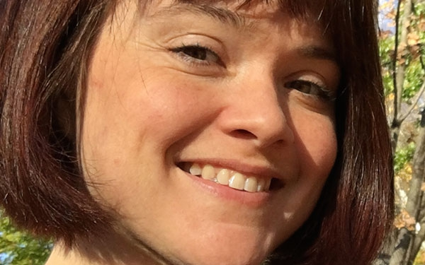 headshot of Jamie Hodgson, Executive director of NECCA