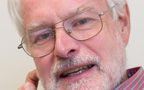 photo of Martin Langeveld, NECCA board member