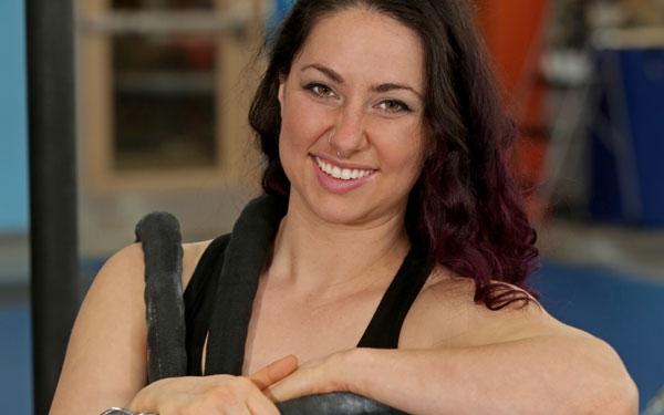 headshot of jenna ciotta, lyra coach