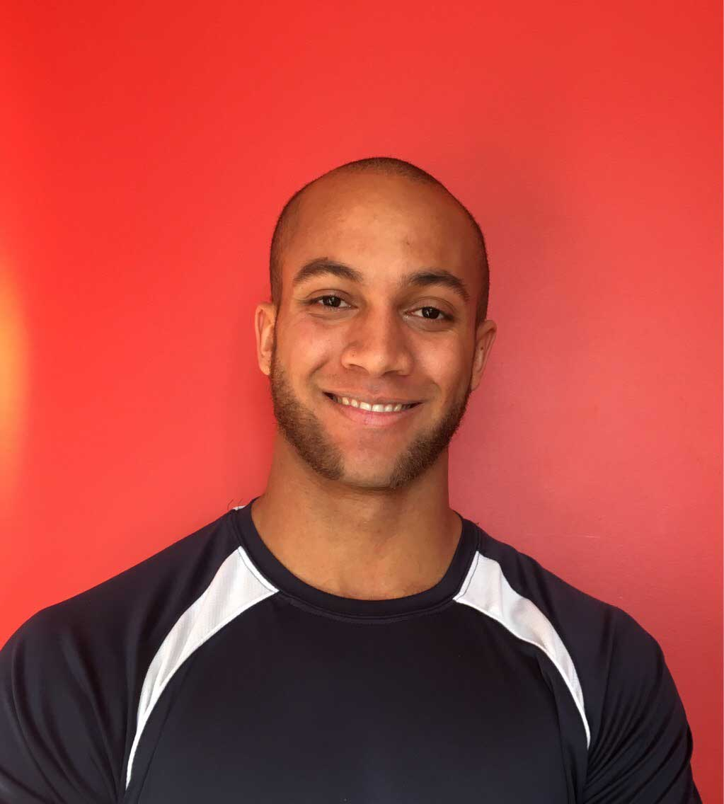 headshot of marlon archer, handbalancing and partner acrobatics coach